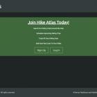 Hike Atlas Home Page